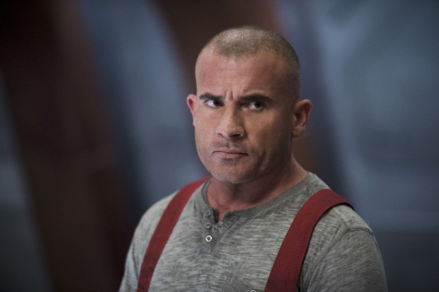 Dominic Purcell as Mick Rory / Heat Wave.