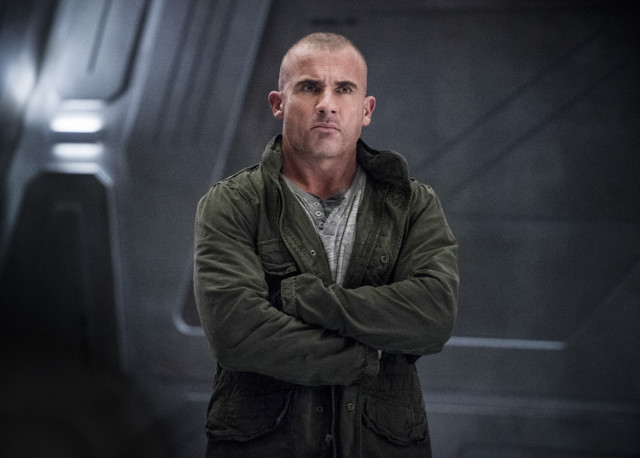 Dominic Purcell as Mick Rory / Heat Wave