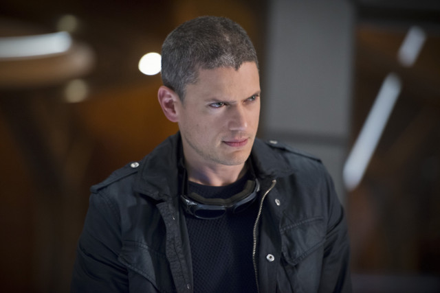 Wentworth Miller as Leonard Snart / Captain Cold.