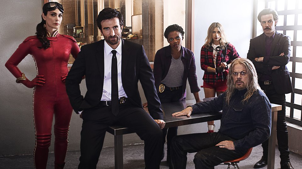 Powers season 1