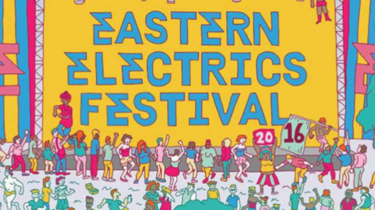 Eastern Electric Festival Reveals Fifty Names
