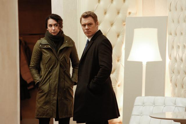 "THE BLACKLIST: Season 3 -- ""Alistair Pitt""   Episode 313"