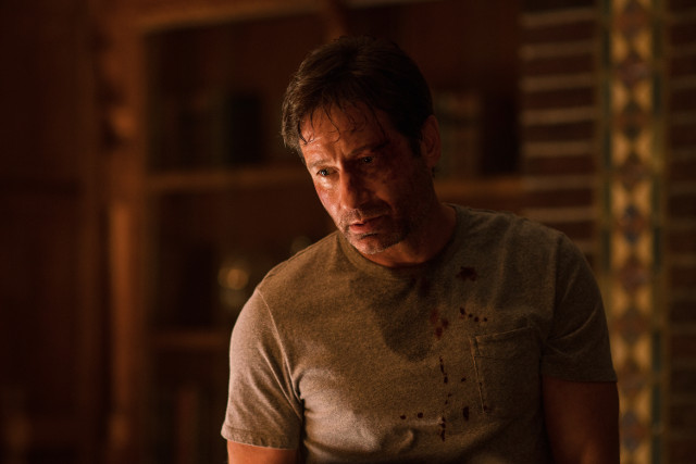 "Fox Mulder (David Duchovny) in ""My Struggle II."""