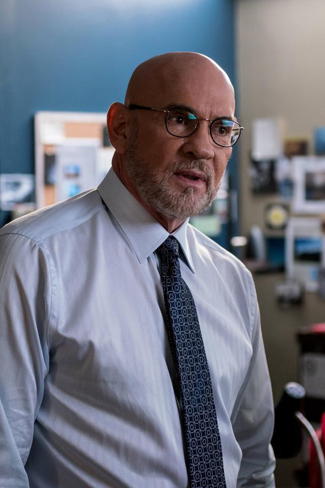 "FBI Assistant Director Walter Skinner (Mitch Pileggi) in ""My Struggle II."""