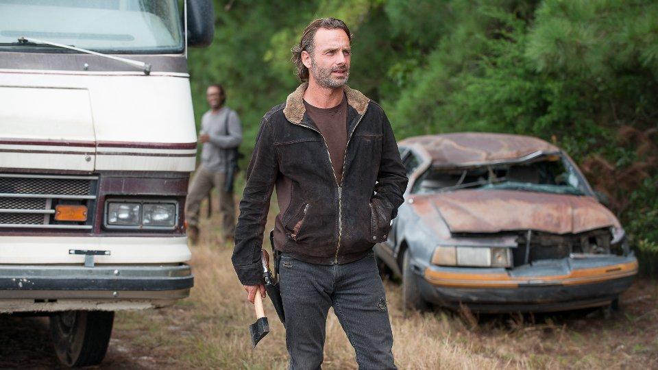 The Walking Dead 6x12