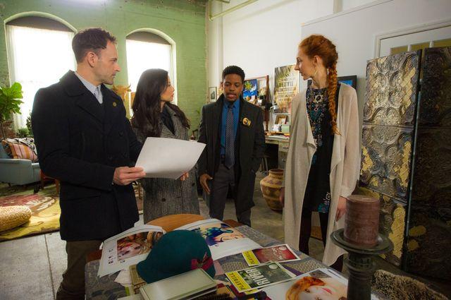 Elementary;Art imitates Art, Sky, CBS; Sky Living; Episode 20; Season 04