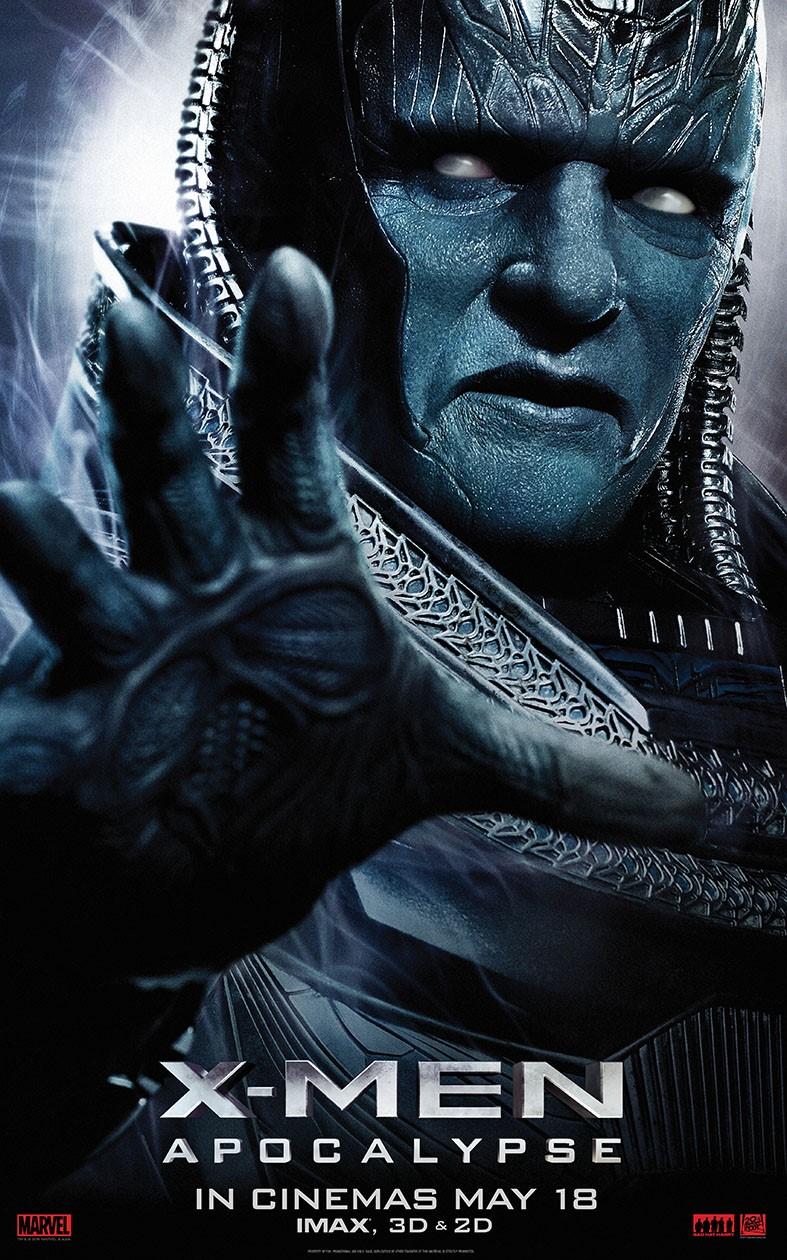X-Men: Apocalypse - Apocalypse Character Banner