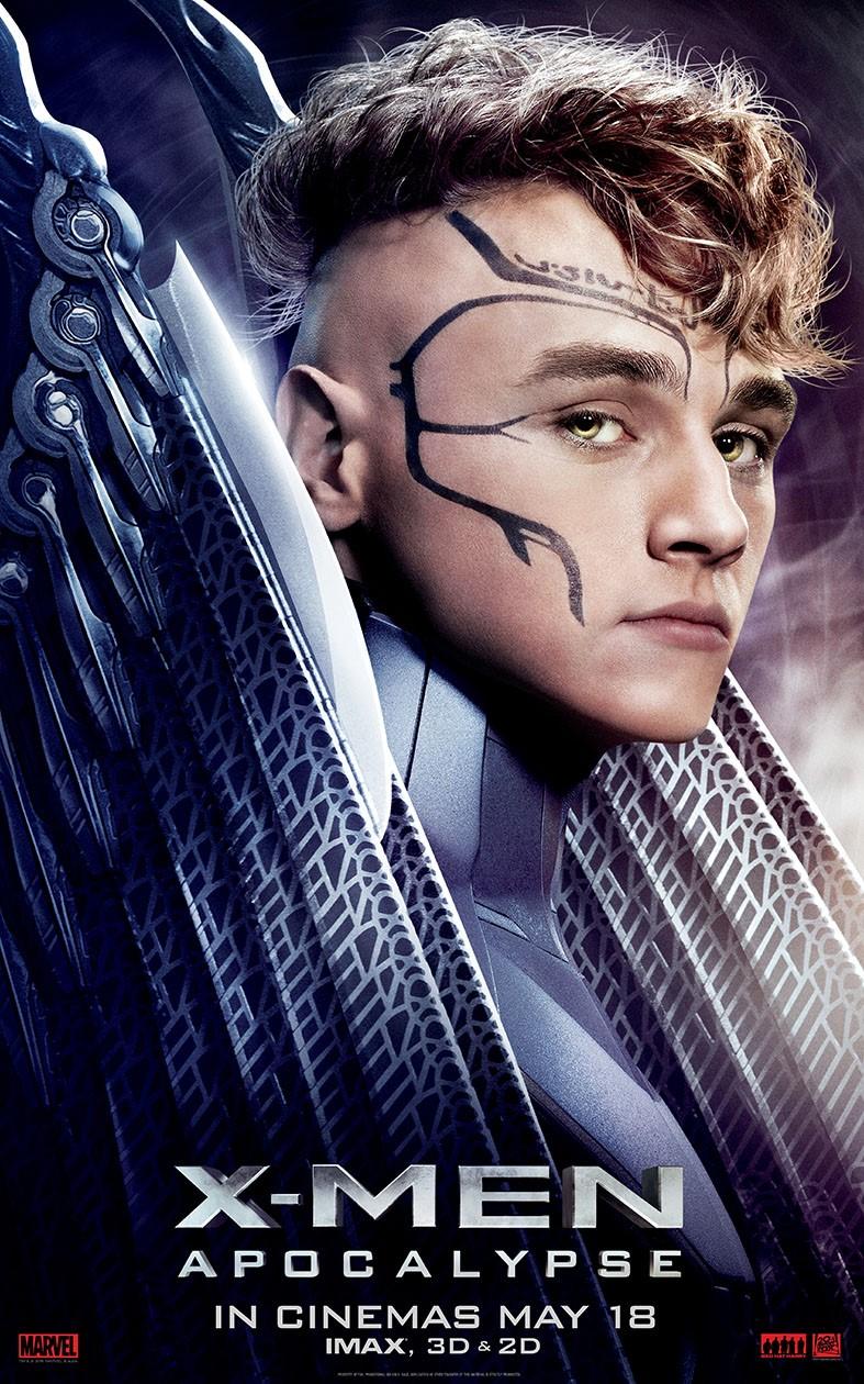 X-Men: Apocalypse - Archangel Character Banner