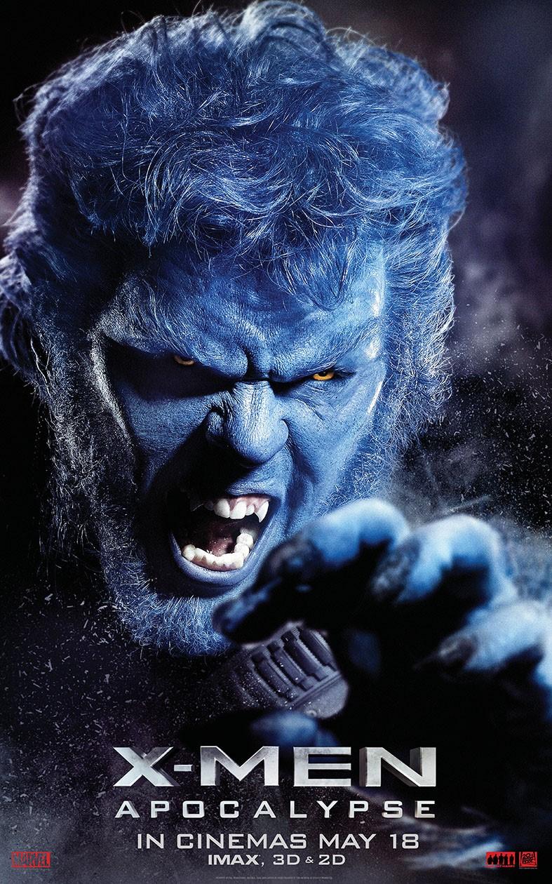 X-Men: Apocalypse - Beast Character Banner