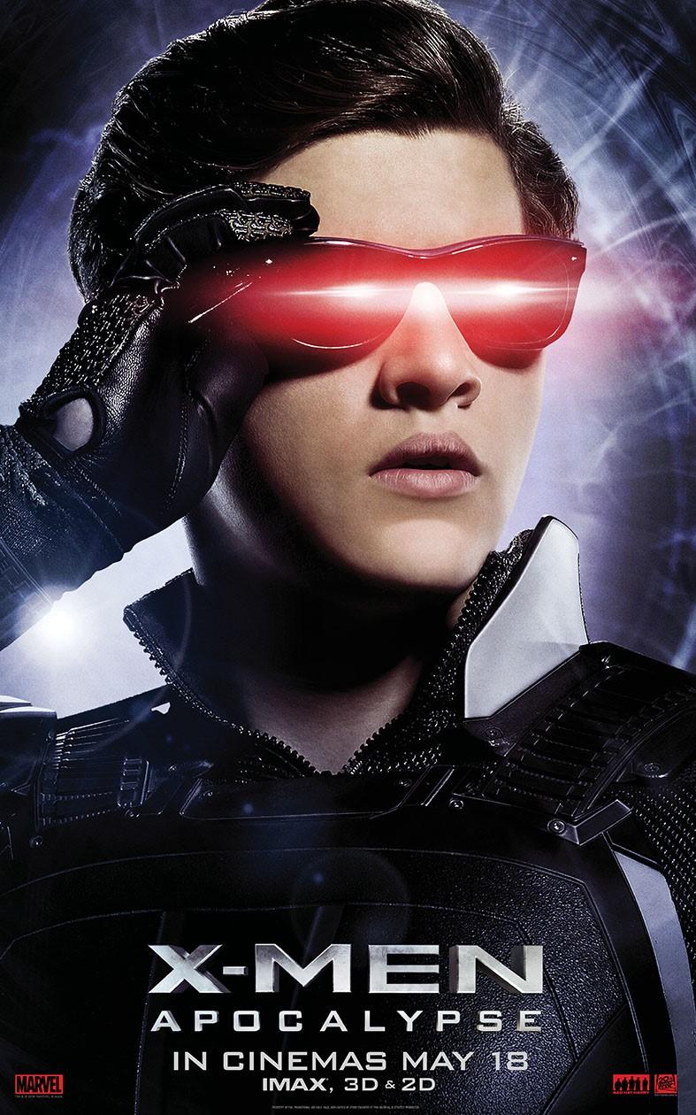 X-Men: Apocalypse - Cyclops Character Banner
