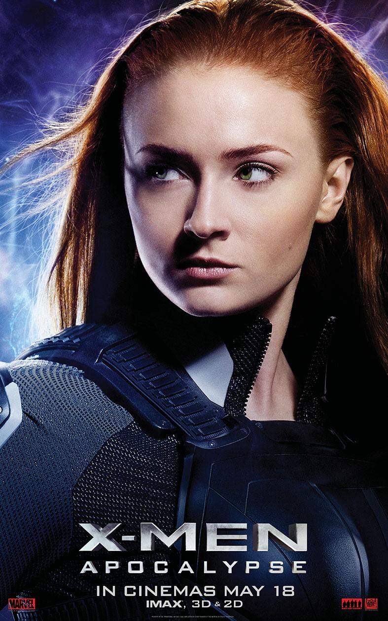 X-Men: Apocalypse - Jean Grey Character Banner