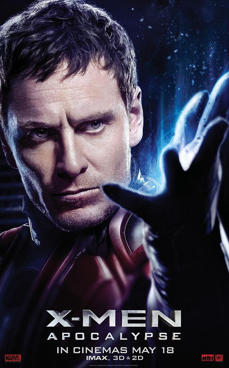 X-Men: Apocalypse - Magneto Character Banner