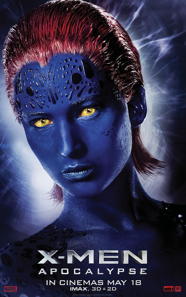 X-Men: Apocalypse - Mystique Character Banner