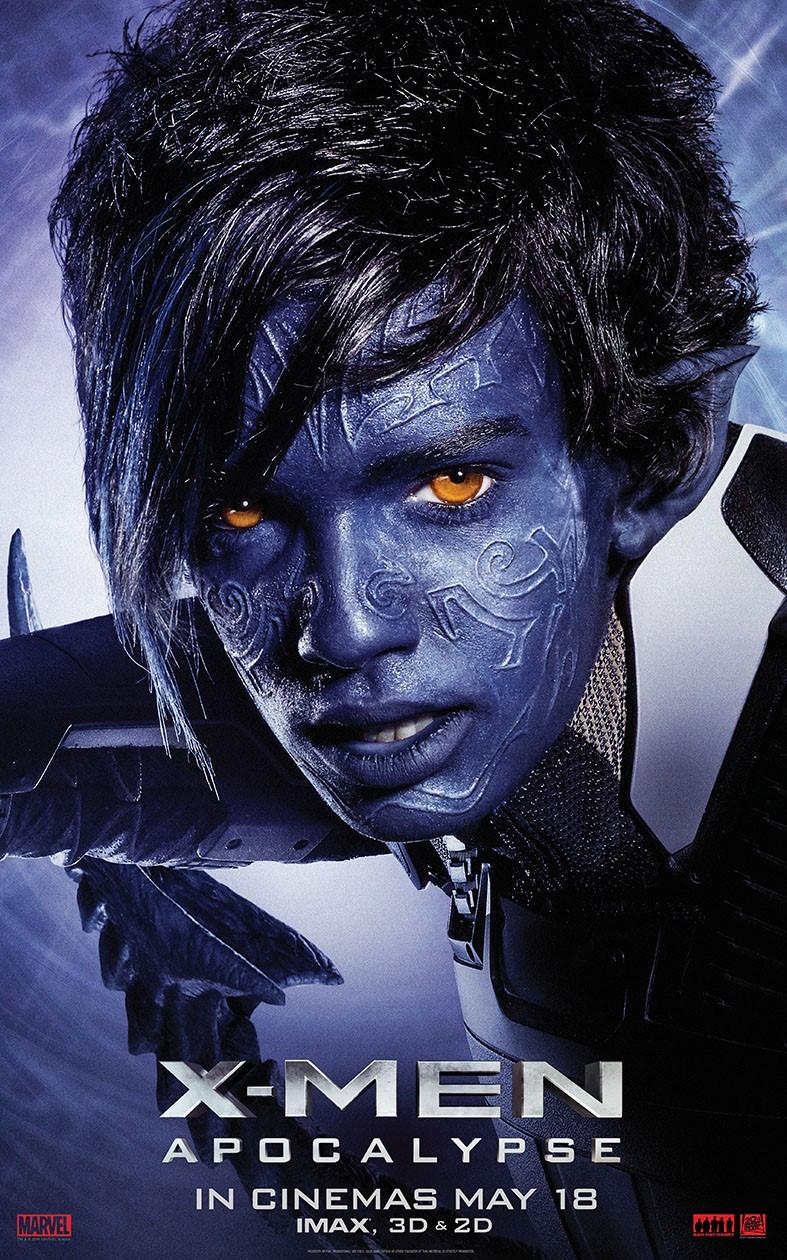 X-Men: Apocalypse - Nightcrawler Character Banner
