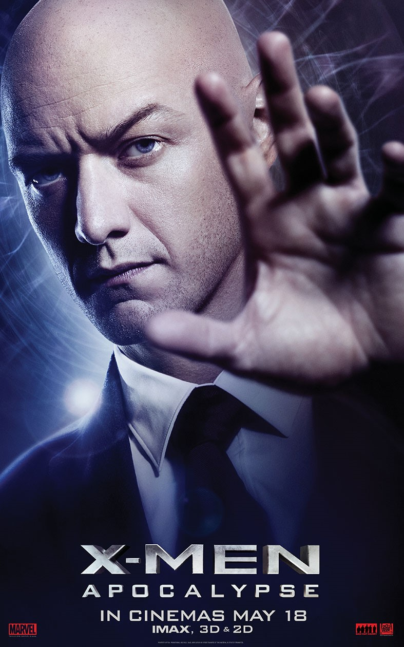 X-Men: Apocalypse - Xavier Character Banner