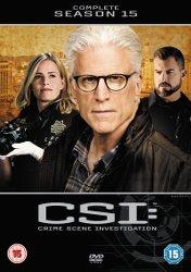 CSI season 15