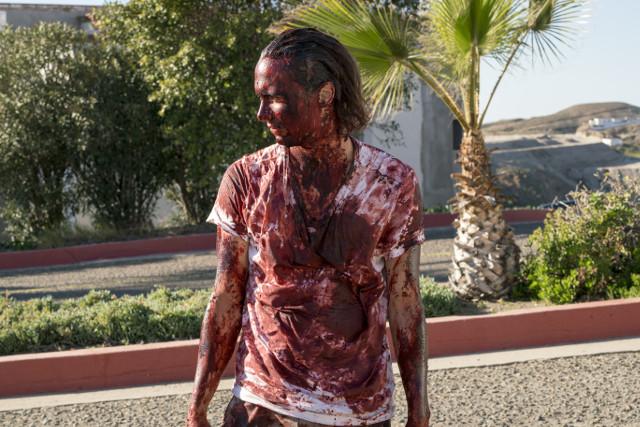 Fear the Walking Dead season 2 - Frank Dillane