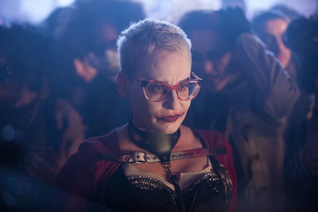 "Lori Petty as Jeri.Gotham 2, ep. 14 ""This Ball of Mud and Meanness"""