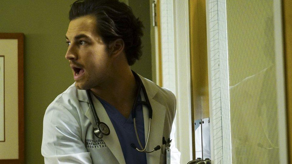 Grey's Anatomy 12x18