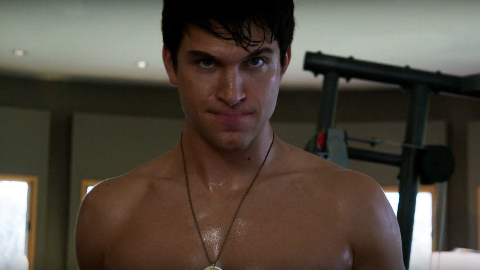 Keegan Allen James Franco Work Up A Sweat In King Cobra Clip
