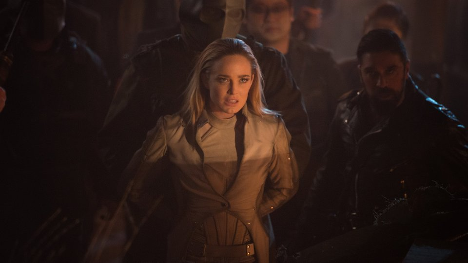 DC's Legends of Tomorrow 1x06