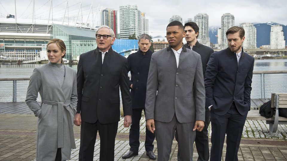 Legends of Tomorrow 1x10