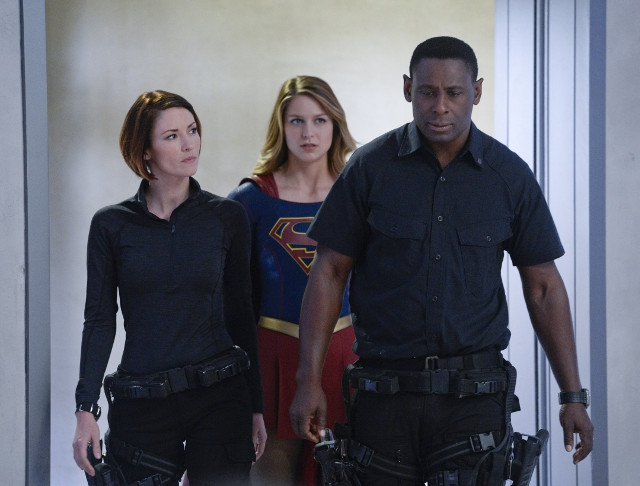 """Supergirl 1, ep. 11 """"Strange Visitor From Another Planet"""""""