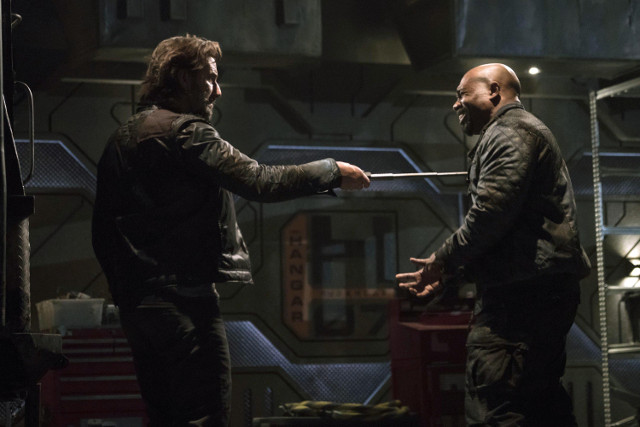 "The 100 Series 3: Episode 8 - ""Terms and Conditions"""