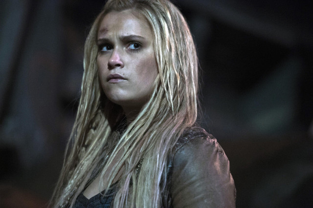 """The 100 Series 3: Episode 9 - """"Stealing fire"""""""