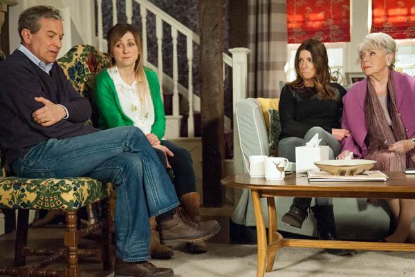 Ashley, Laurel, Harriet & Pearl, Emmerdale