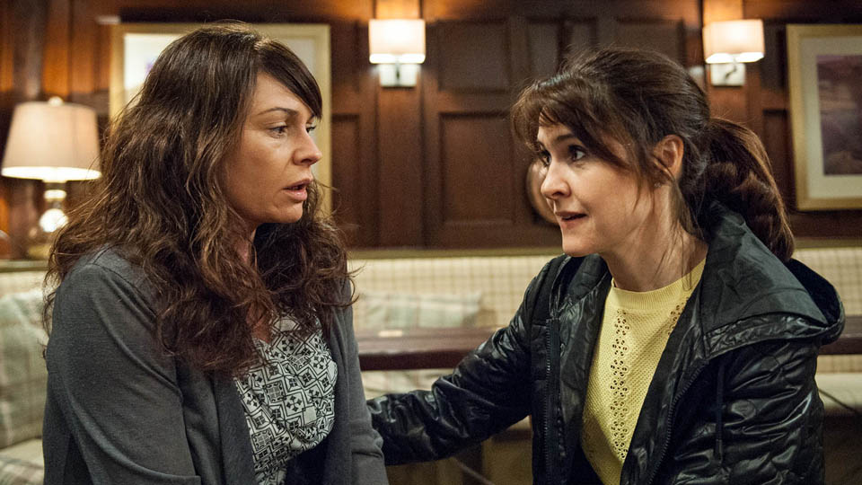Chas Dingle & Emma Barton, Emmerdale