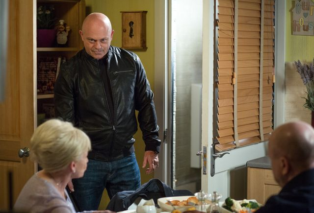 EastEnders - Grant Mitchell's Return