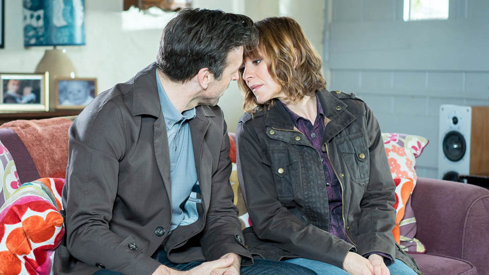 Pierce & Rhona Goskirk, Emmerdale