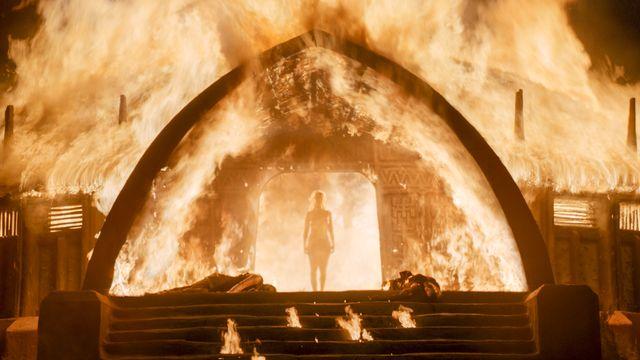 © HBO - Emilia Clarke as Daenerys Targaryen