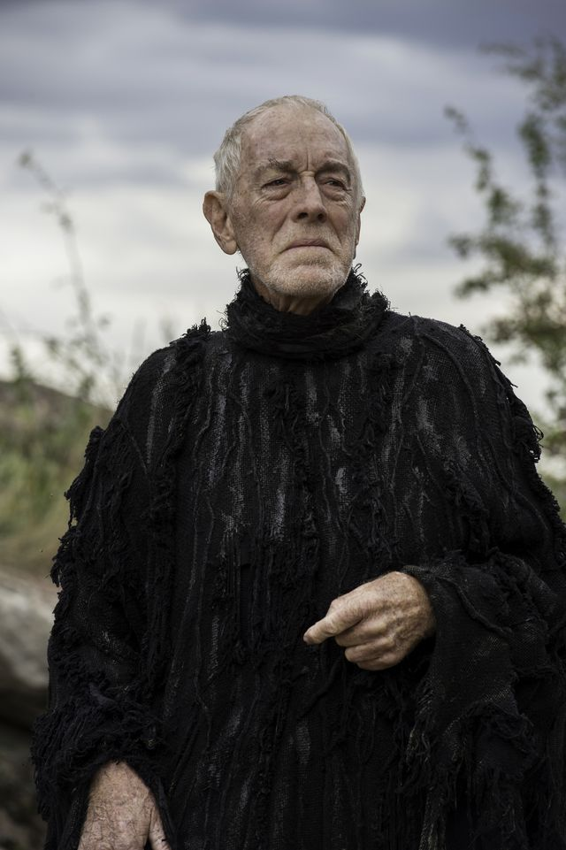 © HBO - Max Von Sydow as Three Eyed Raven