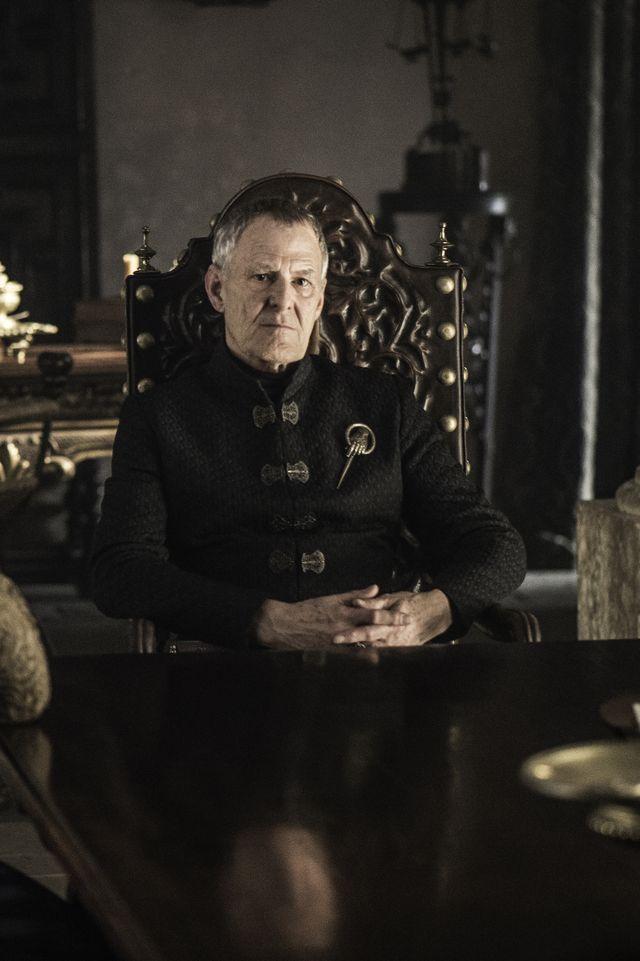 © HBO - Ian Gelder as Kevan Lannister