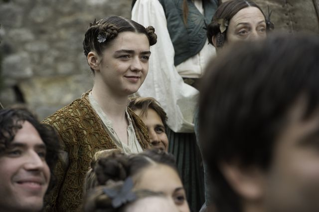 © HBO - Maisie Williams as Arya Stark