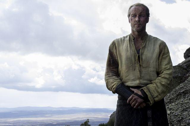 © HBO - Iain Glen as Jorah Mormont