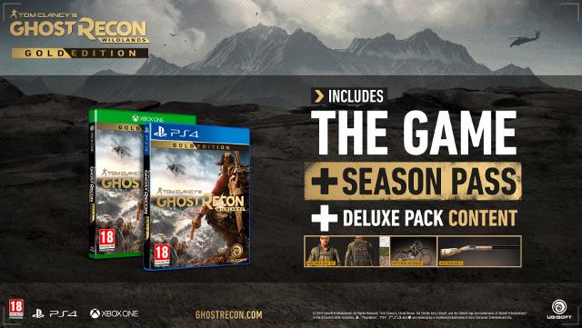 Tom Clancy's Ghost Recon Wildlands - Gold Edition