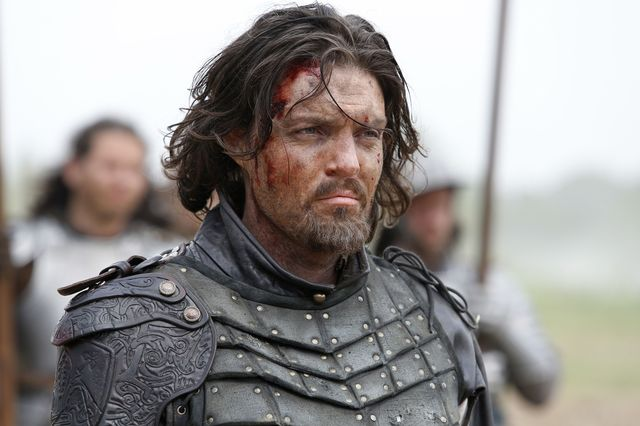 The Musketeers - 3x01