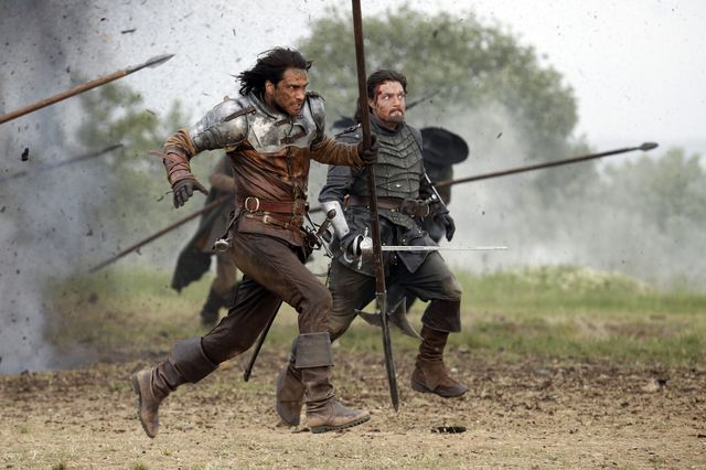 The Musketeers – 3×01
