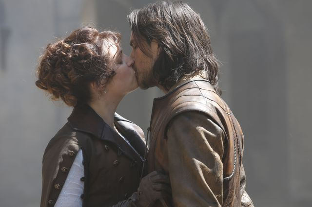 The Musketeers - 3x02
