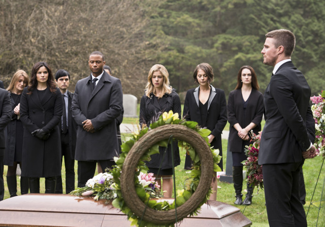 """ARROW - Series 4, Episode 19 """"Canary Cry"""""""