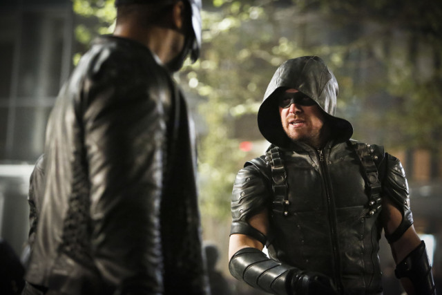 "ARROW - Series 4, Episode 23 ""Schism"""