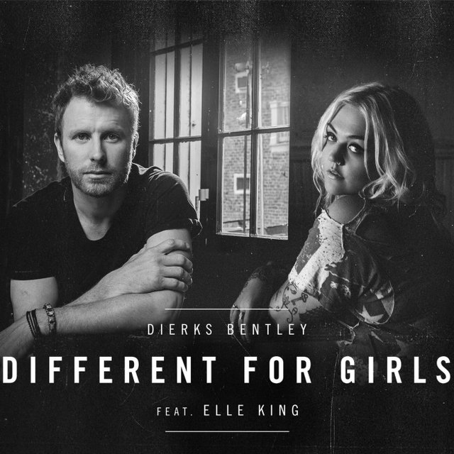 Dierks Bentley and Elle King - Different for Girls