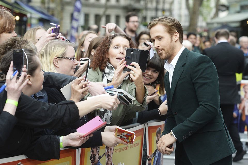 """""""The Nice Guys"""" - UK Premiere - VIP Arrivals"""