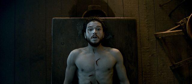 © HBO - Kit Harrington as Jon Snow