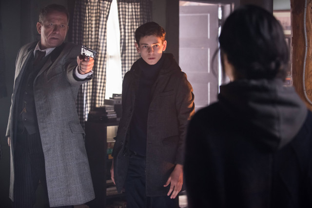 Gotham 2, ep. 18 Pinewood