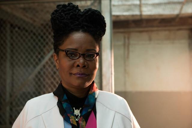 "Tonya Pinkins as Ethel Peabody.Gotham 2, ep. 21 ""A Legion of Horribles"""