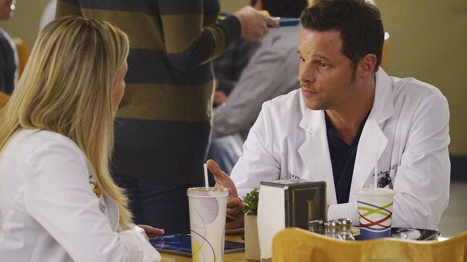Grey's Anatomy 12x21